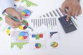 Obchodní výzkum — Stock fotografie