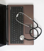 Health and Technology — Foto de Stock