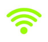Wifi Sign — Stock Photo