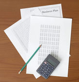 Paperwork on the Table — Stock Photo