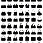 Handbags — Stock Vector #49397943