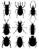 Bugs — Stock Vector
