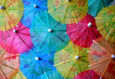 Chinese umbrellas — Stock Photo