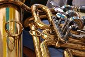 Trompete — Stockfoto