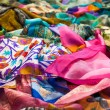 Batik market — Stock Photo