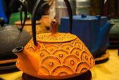 Teapot — Stockfoto