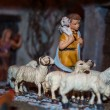 Stock Photo: Christmas nativity scene