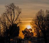 Cidade do sol — Fotografia Stock