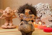 Gnomes — Stock Photo
