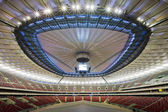 The National Stadium in Warsaw — Stock Photo