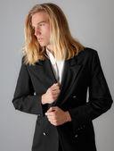 Handsome Man in Blazer — Stock Photo