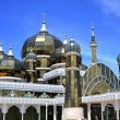 Crystal Mosque or Masjid Kristal in KualTerengganu — Stock Photo #34788391