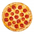 Pepperoni Pizza — Foto Stock