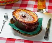 Lasagne — ストック写真