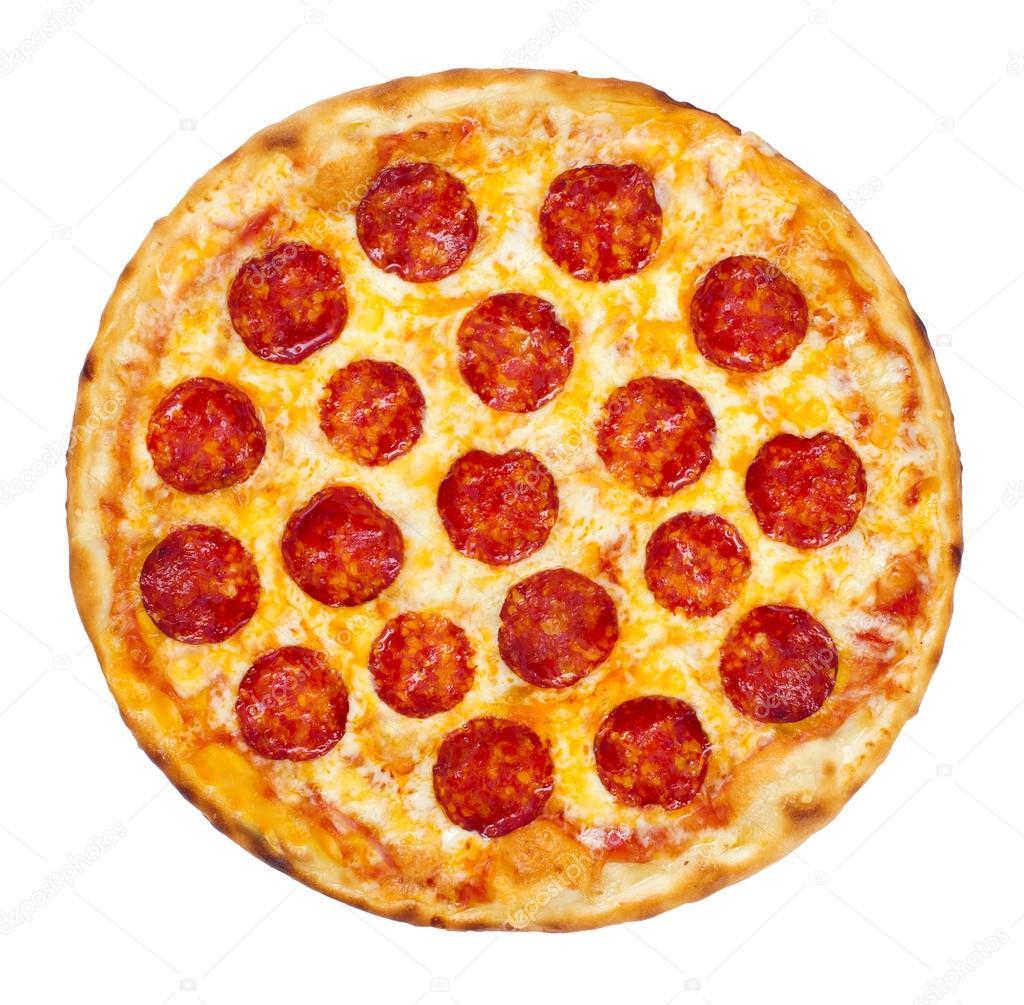 пепперони пицца фото