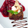 Chocolate Brownie — Stock Photo #30132861