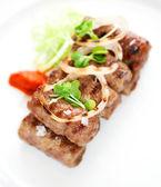 Kebab — Stockfoto