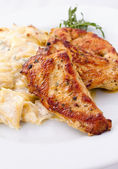 Turkey Breast Grilled — Stock Photo