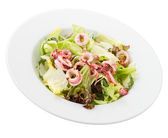 Squid Salad Plate — Stock Photo