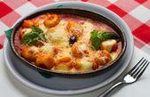 Pasta Casserole — Stock Photo