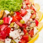 Seafood Salad — Stock Photo #32474923