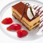 Tiramisu Cake — Stock Photo #34550679