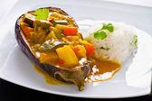 Vegetarian Curry — Stock Photo