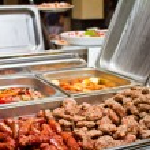 BBQ Catering — Stock fotografie