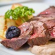 Venison CloseUp — Stock Photo