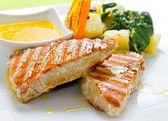 Tuna CloseUp — Stock Photo