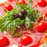 Italian Pizza — Stock Photo #43254545