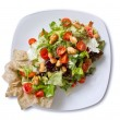 Chicken Salad Overhead — Stock Photo #43677041