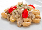Gnocchi — Stock Photo