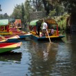 Colored boats — Stock Photo #40904237