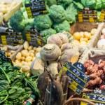 Fresh vegetables — Stock Photo #40905963