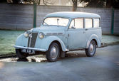 Eski araba — Stok fotoğraf
