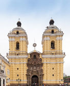 Lima Cathedral — Stock Photo