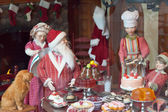 Christmas scene — Stock Photo
