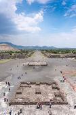 Pyramids in Peru — Stock Photo