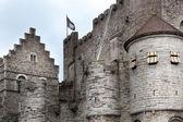 Zamek grafensteen, — Zdjęcie stockowe