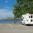 Motorhome — Stock Photo #40912879