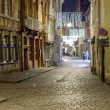 Stock Photo: Quiet street