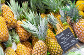 Fresh pineapples — Stock Photo