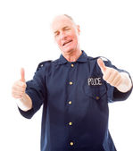 Thumbs up gesture — Stock Photo