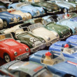 Assorted toy cars — Photo #47645371