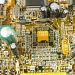 Motherboard  detail — Stock Photo #47645419