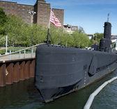 USS Croaker submarine — Stock Photo