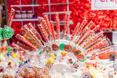 Candies for sale — Stock Photo