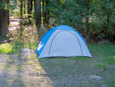 Camping tent — Stock Photo