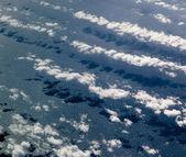 View of sea — Stock Photo